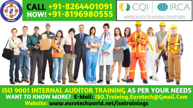 ISO 9001 Training Course